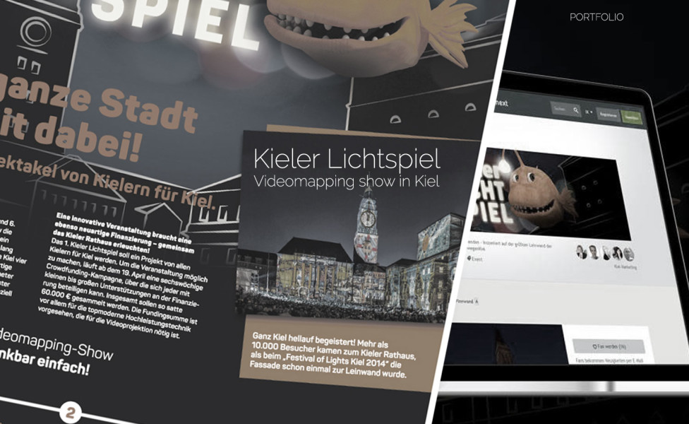 Cultio portfolio Kieler Lichtspiel